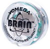 Yomega Brain automatic return yo-yo CLEAR