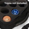 Yoyo King Yoyo Bag Holds 8 Yoyos & Accessories
