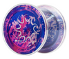 YoyoFactory Nine Dragons Pink Purple Galaxy Acid