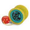 Yellow Duncan Freehand Pro Yoyo 3605XP with die