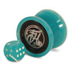 Turquoise Duncan Freehand Pro Yoyo 3605XP with die
