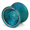 CLYW Igloo yoyo night fishing blue with black speckle
