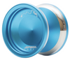 Space Cadet Yoyo light blue with silver