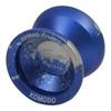 Recess Komodo yoyo Blue Silver splash