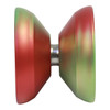 Recess Komodo yoyo Red Green fade side view
