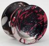 YoYoFactory Horizon Ultra Yoyo Black Silver Copper Red Splash