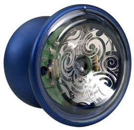 YoyoFactory KUI Light Up LED Yoyo Blue
