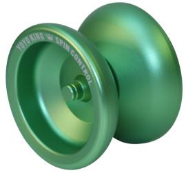 Green Spin Control Yoyo