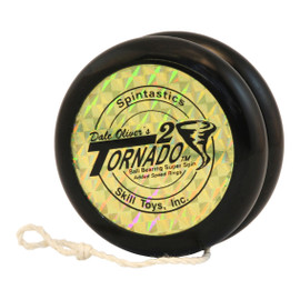 Tornado 2 Yoyo Black with original side cap