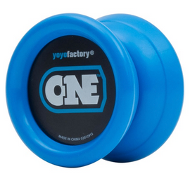Yoyo Factory One Blue Yoyo