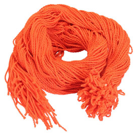 100 Polyester Orange Yoyo Strings Type 6