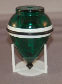 Technic Green Sidewinder Top