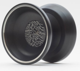 Black Ex Machina Yoyo