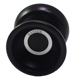 Throw Revolution kasier yoyo Black