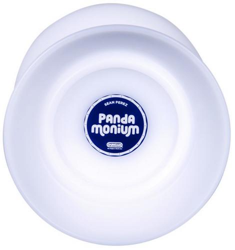 Duncan Pandamonium Yoyo White with Blue