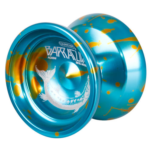 Barracuda Torquoise w/ gold