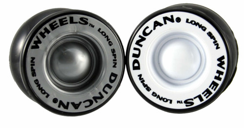 2 Classic Duncan Wheels yoyos