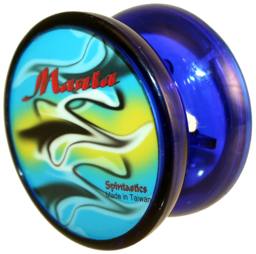 Spintastics Manta Ray flared gap yoyo