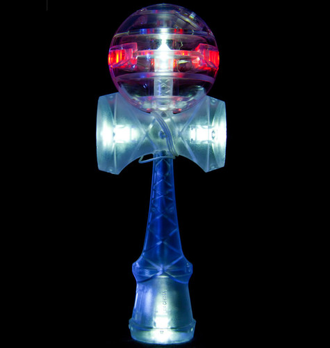 Light UP KENDAMA YoyoFactory Catchy LED Kendama