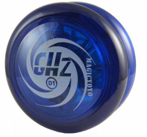Magic GHZ D1 yoyo Blue