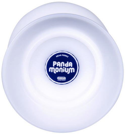 Duncan Pandamonium Yoyo White with Blue
