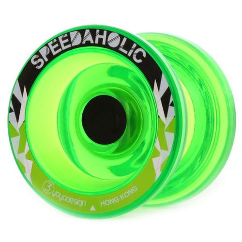 C3 Yoyo Design Speedaholic Yoyo Green