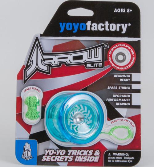 YoyoFactory Blue Arrow Yoyo