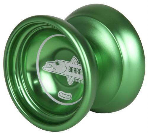 Green Barracuda 2016 yoyo