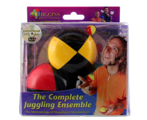 The Complete Juggling Ensemble w/ DVD