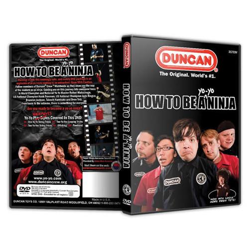 How To Be A Yo-Yo Ninja (DVD)