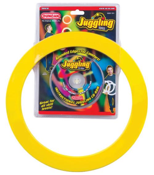 Juggling Rings w/ CD
