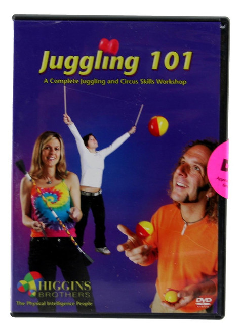 Juggling & Diabolo 101 - Performance Tricks DVD