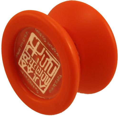 Orange Speedmaker yoyo