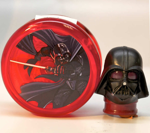 Yomega Darth Vader String Bling Star Wars Yoyo