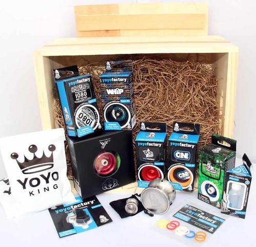 YoyoFactory Ultimate Gift Crate