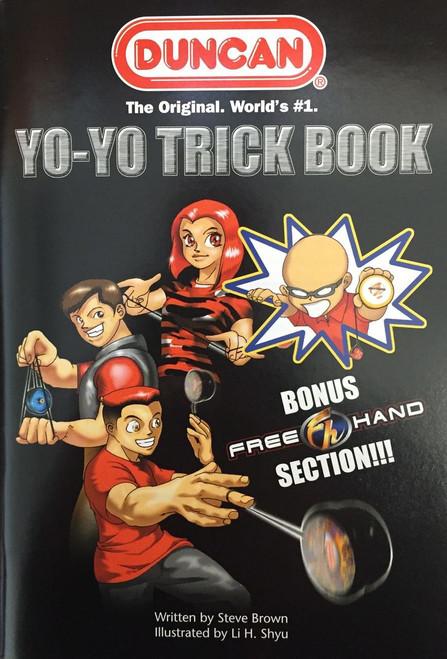 Duncan Yoyo Trick Book
