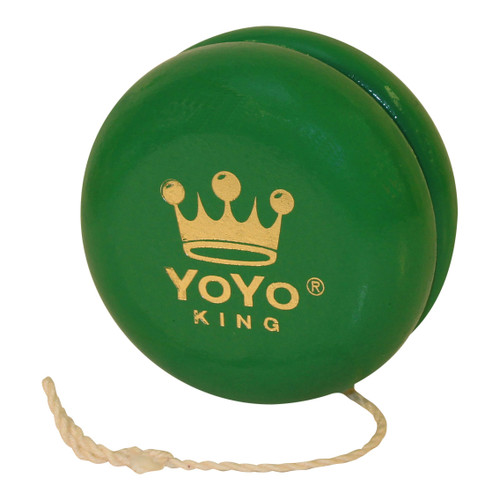 Yoyo King Old Timer Classic Wooden Yoyo