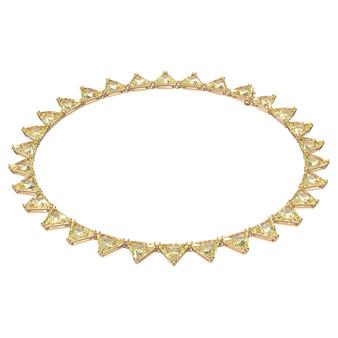 Millenia Triangle necklace
