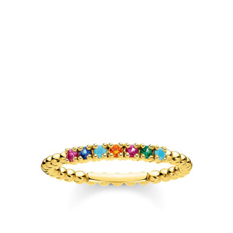 Fine Coloured Ring