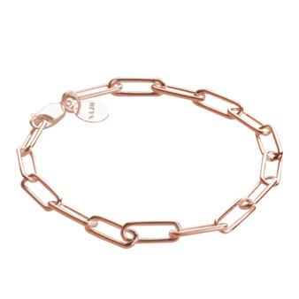 Vista Rose Chain Bracelet