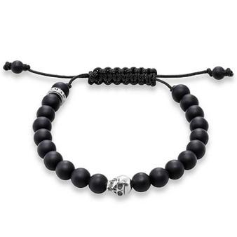 Adjustable Skull Bracelet