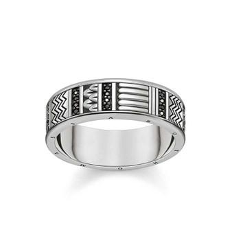 Hieroglyphs Ring