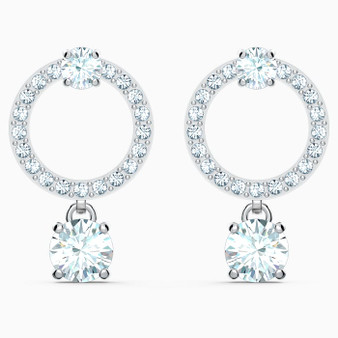 Attract Circle Earrings