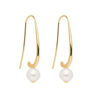 Provenance Gold Earring