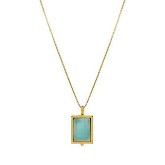 Josephine Amazonite Necklace