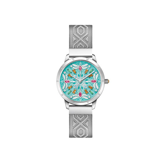 Turquoise Dragonfly Watch