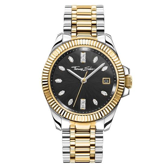Devine Two Tone Watch