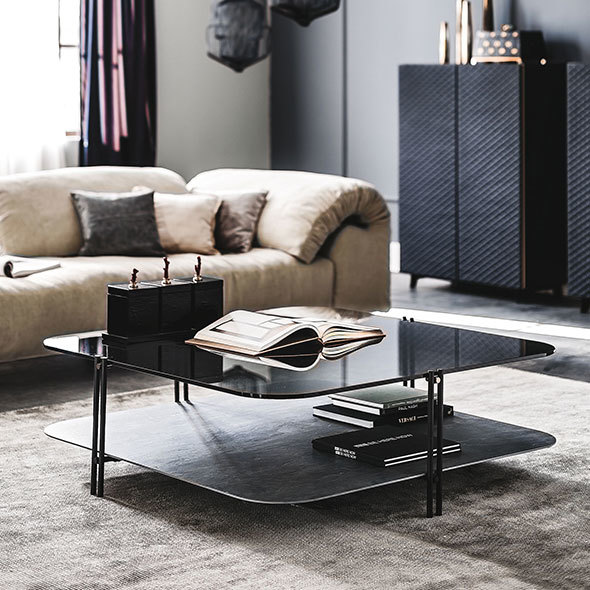 Modern Living Room Tables   Cantoni