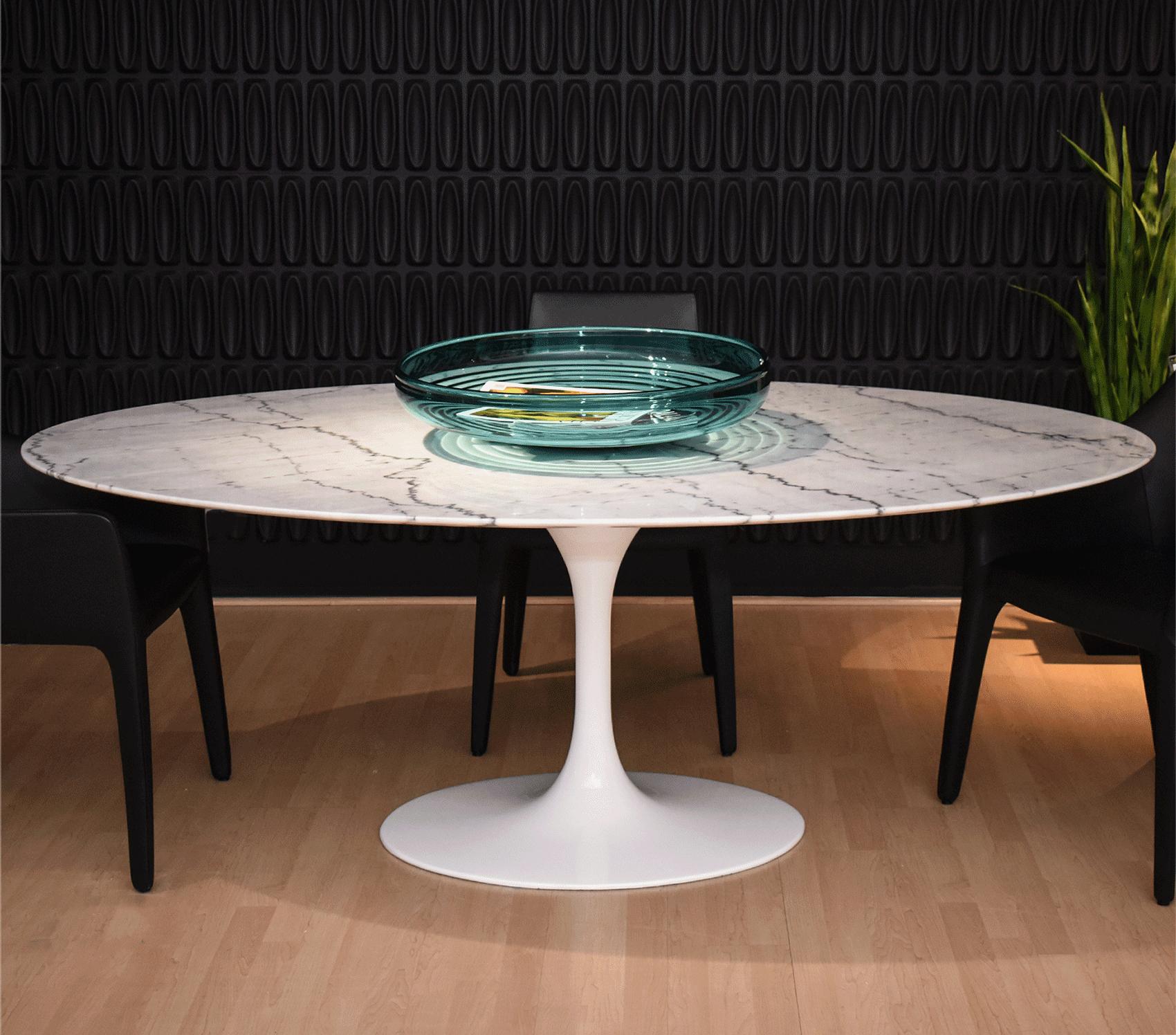 Tulip Oval Table Base Dining Base Tulip TcK1lJuF3