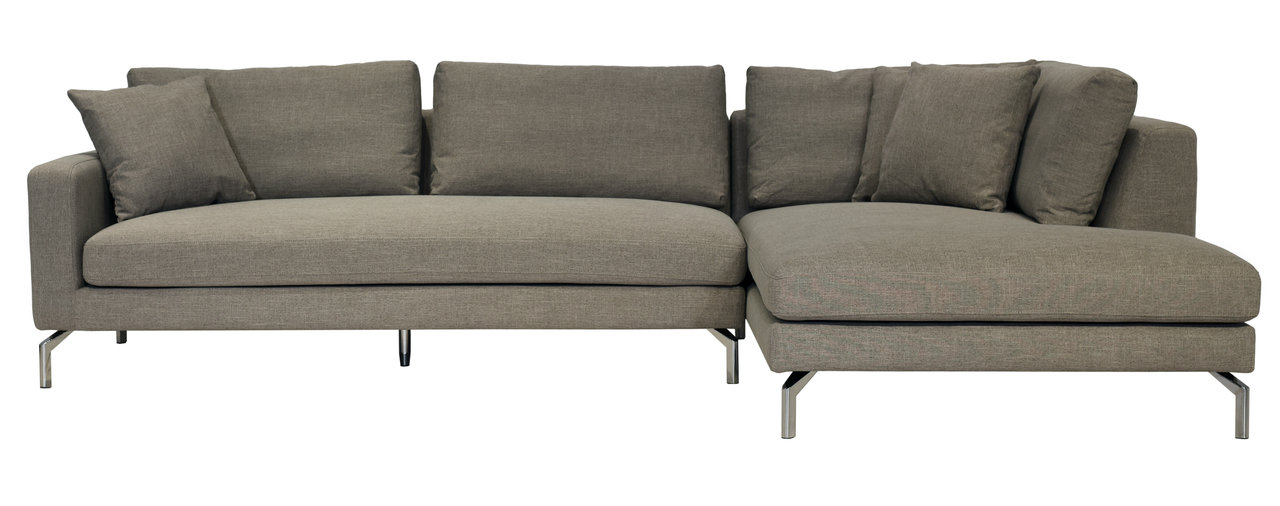 Modern sectional sofas Black Leather Hoffman Sectional Furniture Stores Los Angeles Modern Sectional Sofas Cantoni
